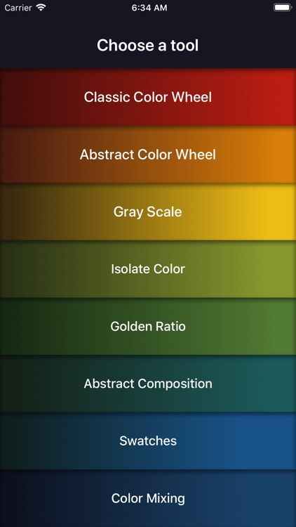 Color Wheel screenshot-3