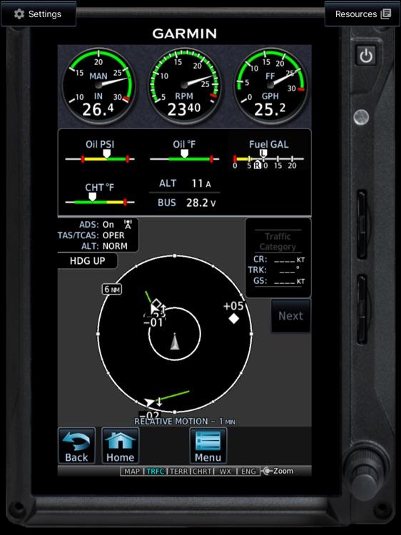 Garmin TXi Trainer screenshot-4
