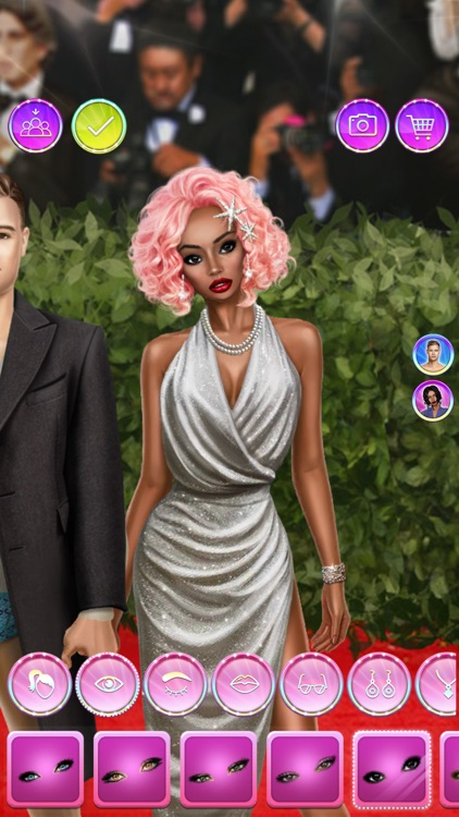 Celebrity Fashion Girl Games By Arpaplus