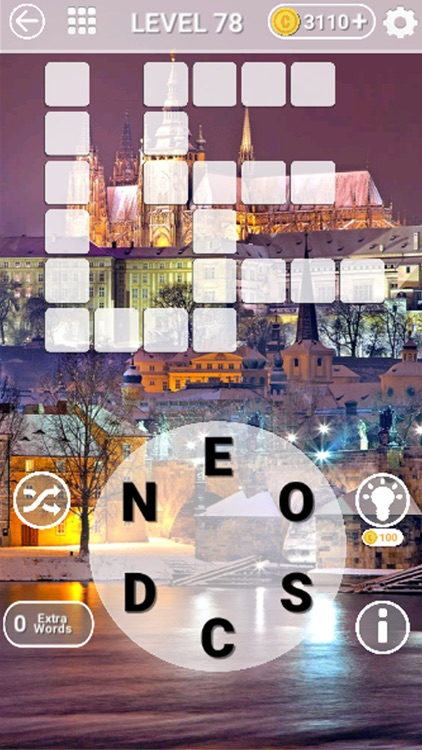 Word Travel :Crossword Puzzle screenshot-5