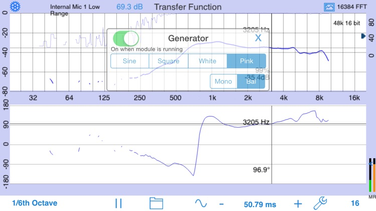 Transfer Function screenshot-0