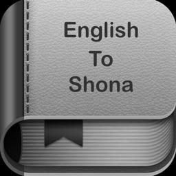 English To Shona Dictionary :)