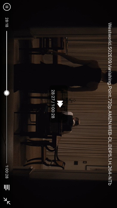 X Player - Mobile Video Player screenshot one
