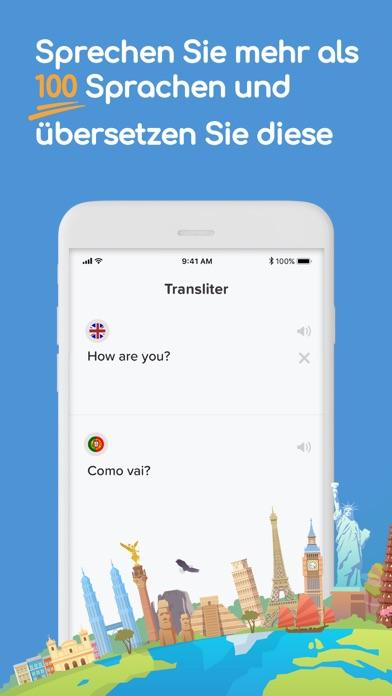 Herunterladen Nun Übersetzung - Transliter für Pc