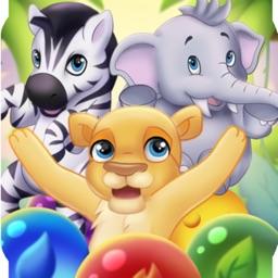 Safari Rescue: Bubble Shooter