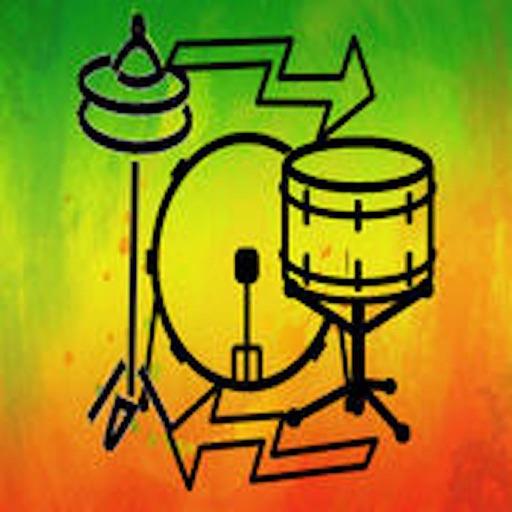 Reggae Roots Drum Loops