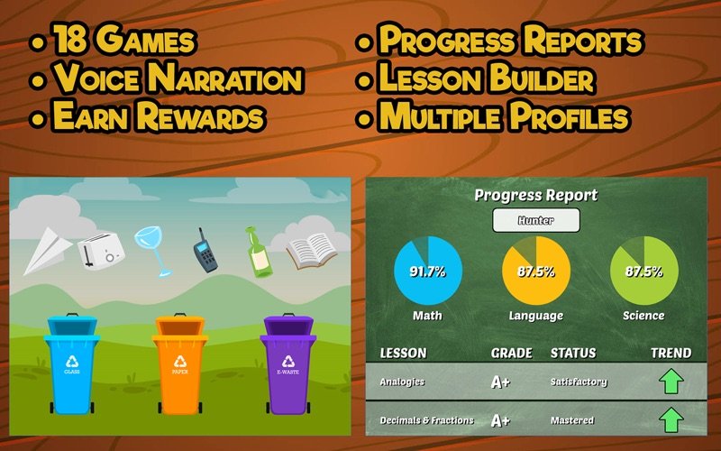 Third Grade Learning Games screenshot 5