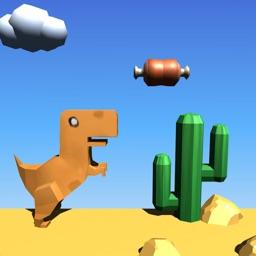 A Good Run: T-rex Jump 3D