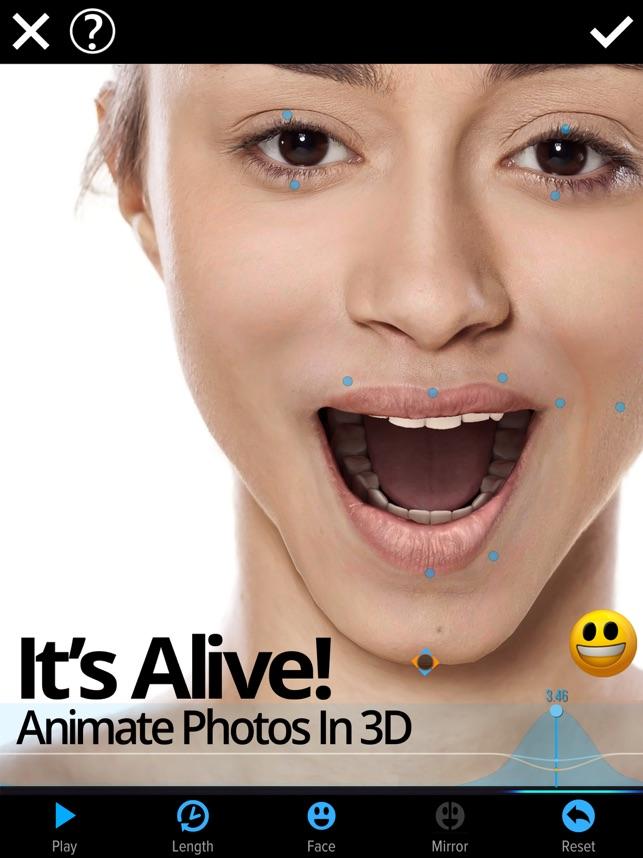 Mug Life - 3D Face Animator on the App Store