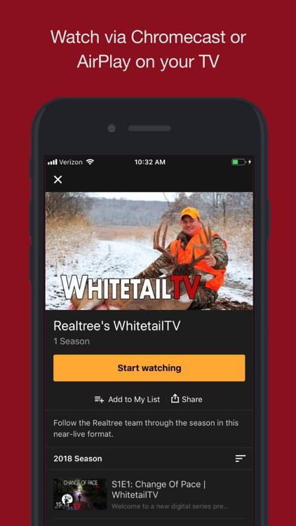 Whitetail TV screenshot-4
