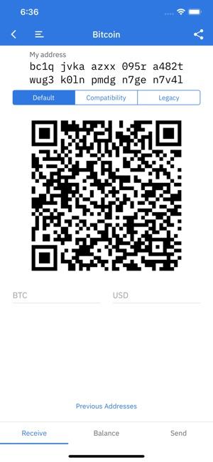 Coinomi Wallet en App Store