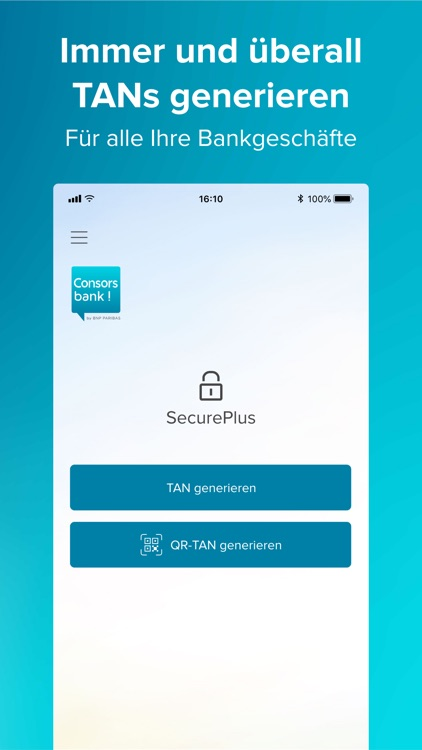 Consorsbank SecurePlus