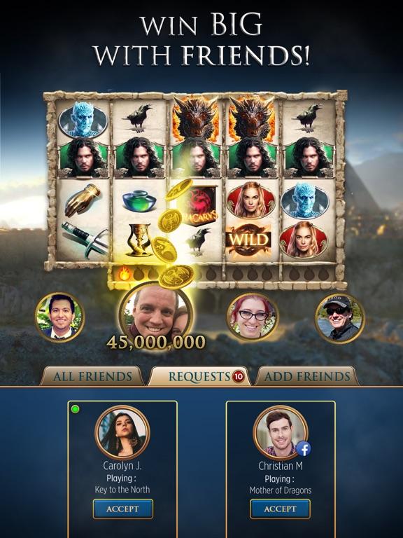Game of Thrones Slots Casino screenshot 8