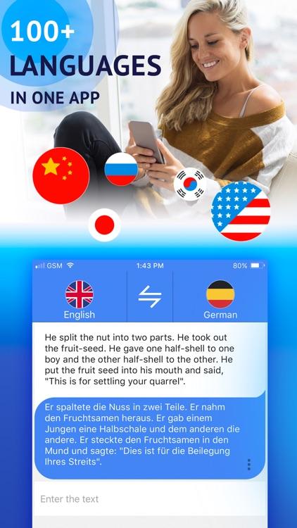 Speak Worldwide - Translator
