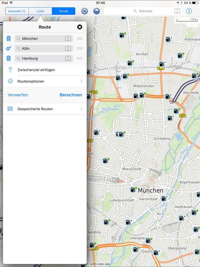Adac maps für mitglieder | Routenplaner kostenlos