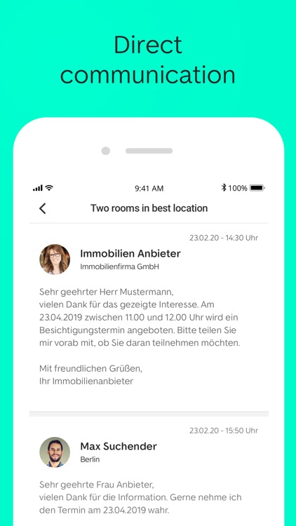 ImmobilienScout24: Real Estate screenshot-8