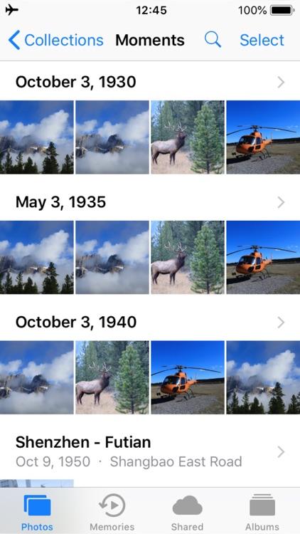 Batch Photo Redate screenshot-6