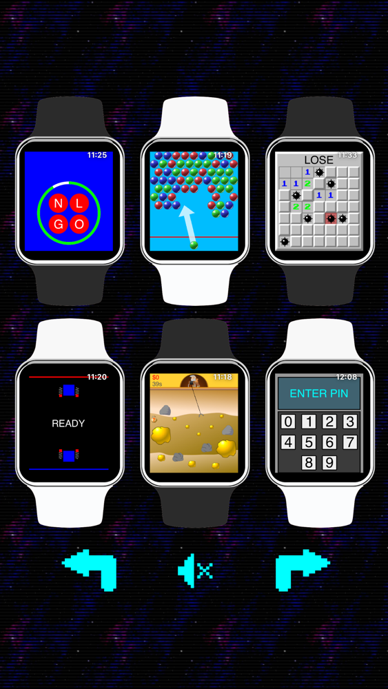 20 Watch Games - Classic Pack App for iPhone - Free Download 20 Watch Games  - Classic Pack for iPad & iPhone at AppPure