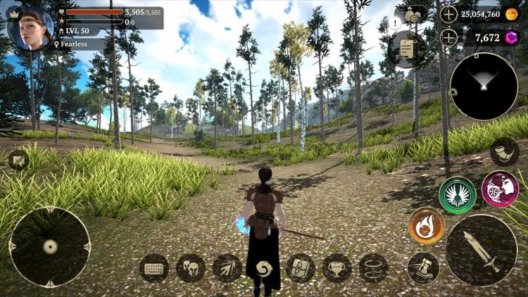 Evil Lands: MMO RPG screenshot-7