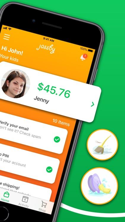Jassby: Chores & Allowance App