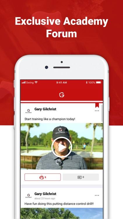 Gary Gilchrist Golf