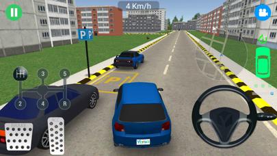 Driving School 2020 screenshot one