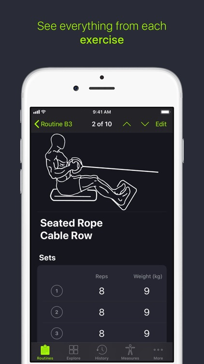 SmartGym: Gym & Home Workouts screenshot-4