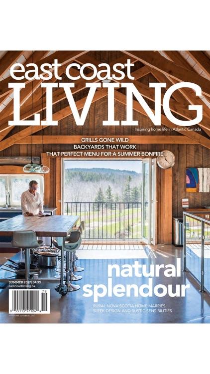 East Coast Living Magazine screenshot-9