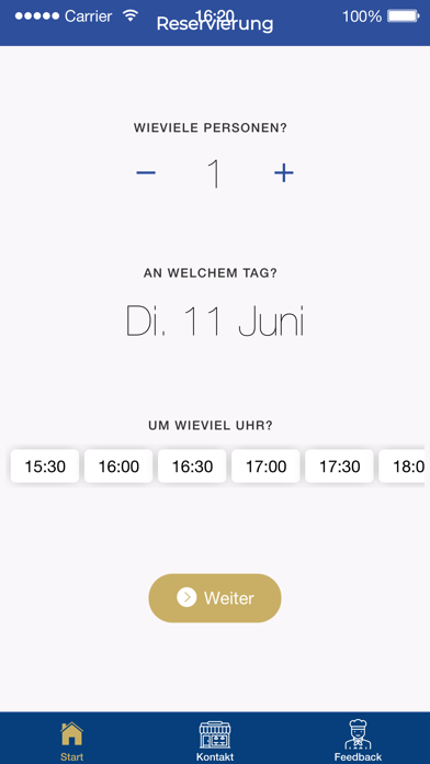 Hofbräu an der Wilhelmshöhe screenshot three