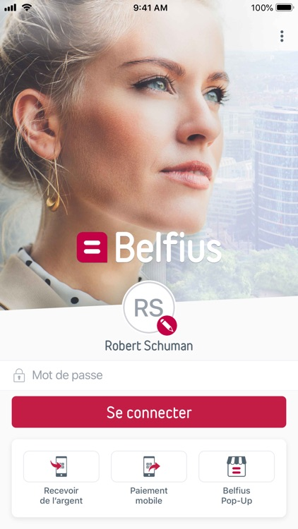 Belfius Mobile screenshot-0