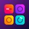 App Icon for Groovepad - Musik Maker App in Denmark IOS App Store