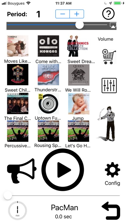 Ice Hockey Dad's Playlist