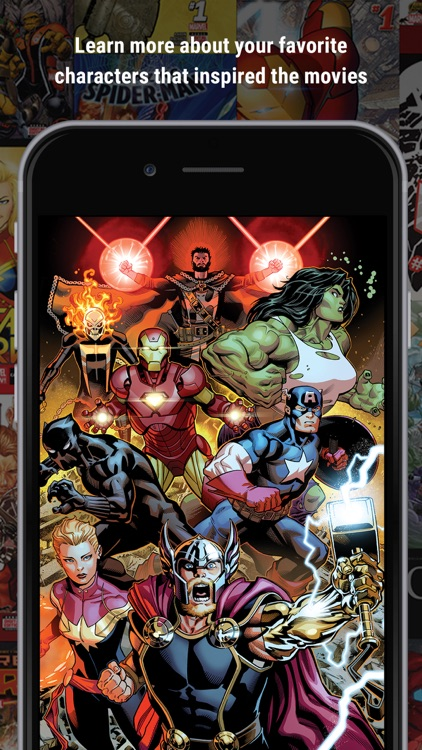 Marvel Unlimited screenshot-7