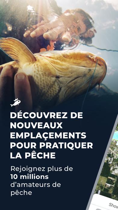 Screenshot #1 pour Fishbrain - Fishing App