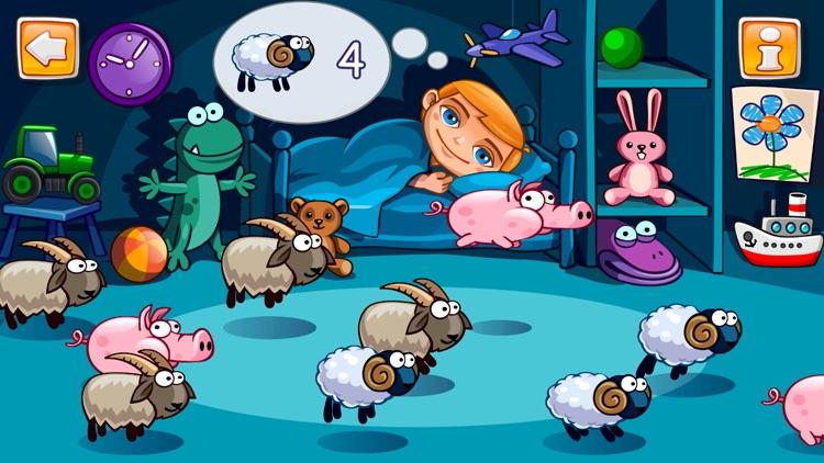 Educational games for kids 2+ screenshot-3