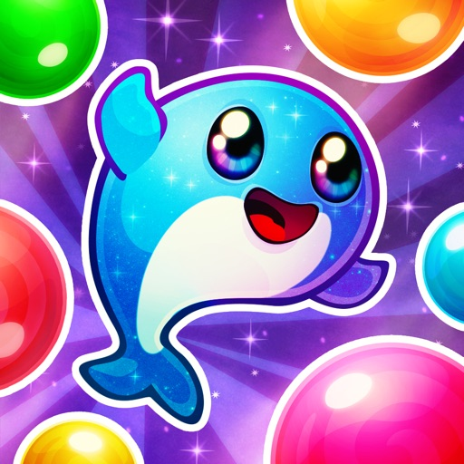 Space Whale - Bubble Shooter