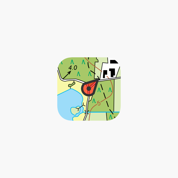 Topo GPS on the App Store