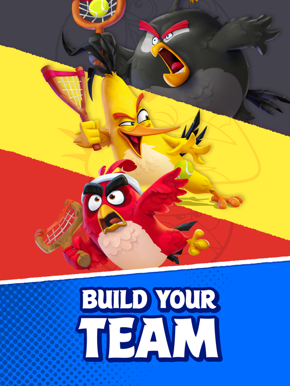 Angry Birds Tennis screenshot 7