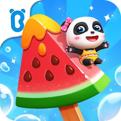 アイスキャンディー屋さんごっこ-BabyBus 子ども向け