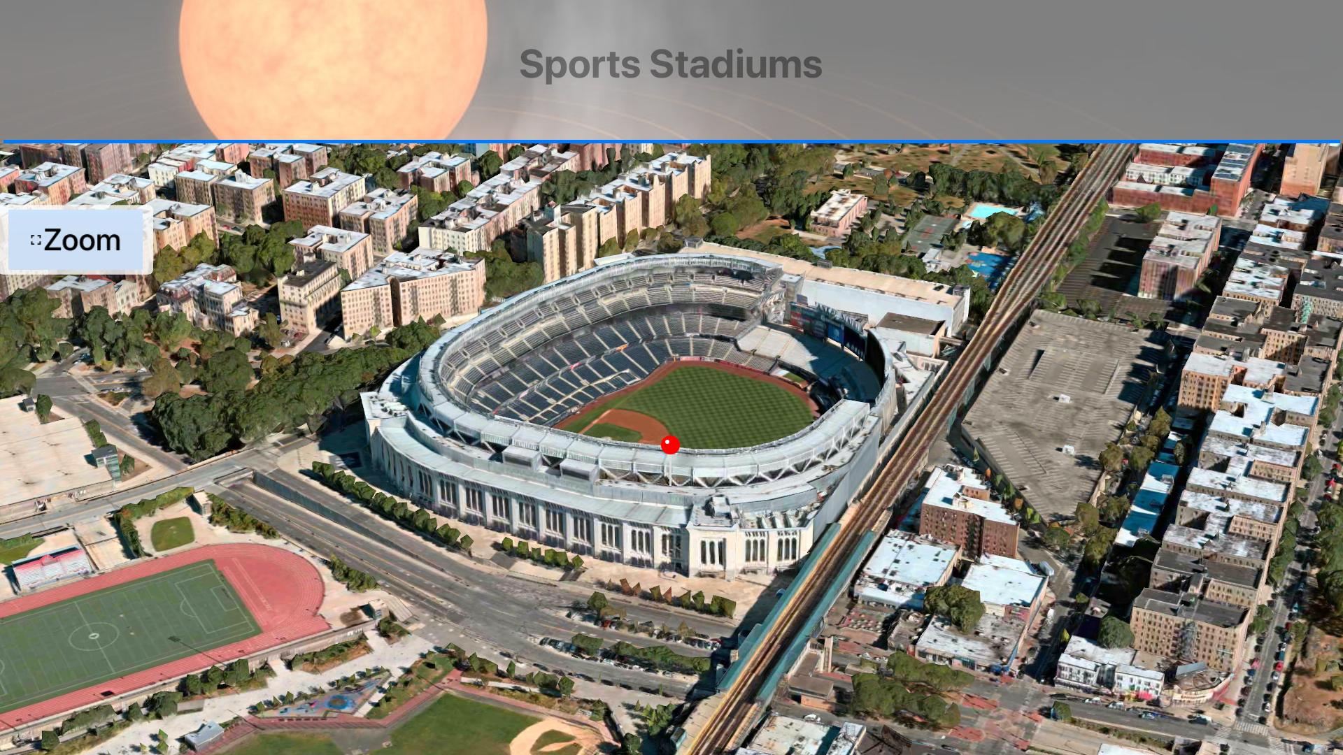 3D Sports Stadiums Lite screenshot 27