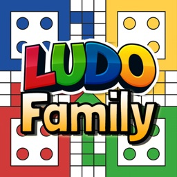 Ludo Family: 1- 4 People Games