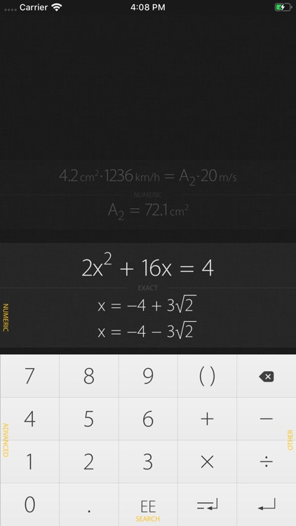 Archimedes Calculator screenshot-3