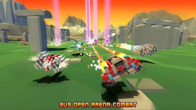 Hovercraft: Battle Arena screenshot-0
