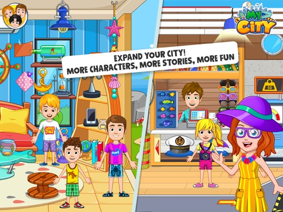 My City : Boat Adventures screenshot 10