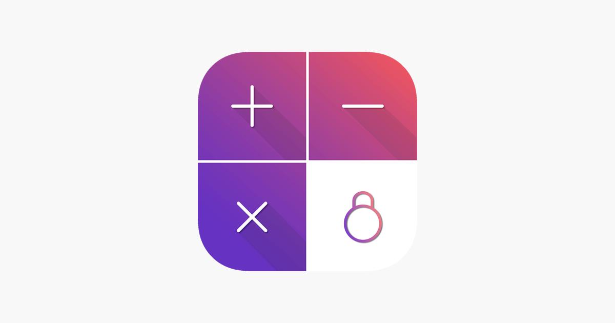 App rechner bilder verstecken