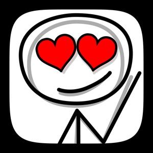 Stickmoji - Love Stickers Pack