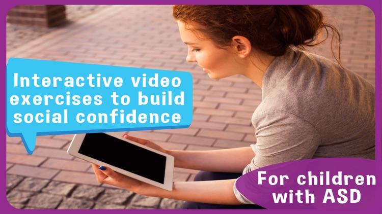 Autism Social Video Exercises