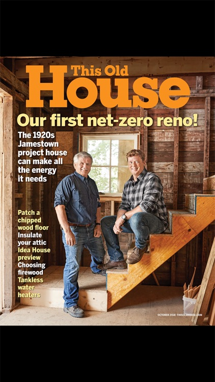 This Old House - Magazine
