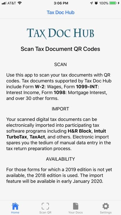 TaxDocHub