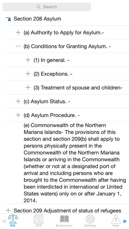 Immigration screenshot-0